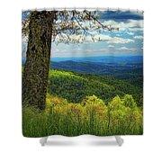 Shenandoah Valley Np Shower Curtain