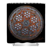 Shield Shower Curtain