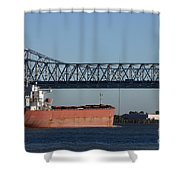 Shipping - New Orleans Louisiana Shower Curtain