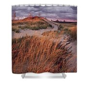 Sleeping Bear Dunes National Lakeshore Shower Curtain