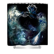 Song Of The Universe Shower Curtain