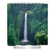 Sopoaga Falls Shower Curtain