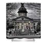 South Carolina State House Shower Curtain