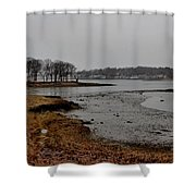 South Terrace Shower Curtain