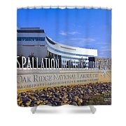Spallation Neutron Source Shower Curtain