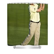 Spencer Levin Shower Curtain