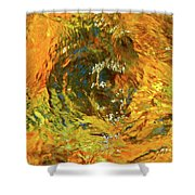 Spring 2017 158 Shower Curtain