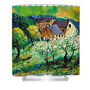 Spring 560140 Shower Curtain