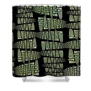 Spring Awakenings Shower Curtain