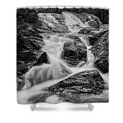Spring Cascades #9 Shower Curtain