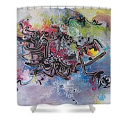 Spring Fever8 Shower Curtain