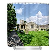 St Andrews Church Shower Curtain
