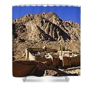 St. Catherine's Monastery Shower Curtain