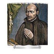 St. Ignatius Of Loyola Shower Curtain