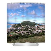 St. Maarten Shower Curtain