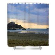 St Michaels Mount Shower Curtain