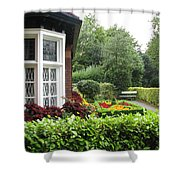 St. Stephen's Green Shower Curtain