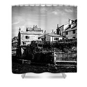 Staithes Village Shower Curtain
