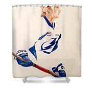 Stamkos Shower Curtain