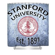 Stanford University Est. 1891 Shower Curtain