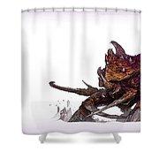Starcraft Shower Curtain