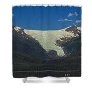 Sumdum  Glacier Shower Curtain