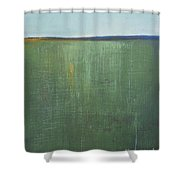 Summer Day Shower Curtain by Vesna Antic