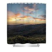 Summer Overlook Shower Curtain