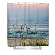 Sunrise And Sand Shower Curtain
