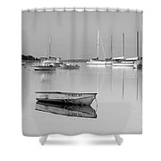 Sunrise In Osterville Cape Cod Massachusetts Shower Curtain