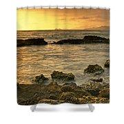 Sunrise Kaneohe Shower Curtain