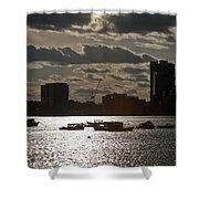 Sunset - 15 Shower Curtain