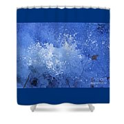 Water In Motion, Harper's Ferry Shower Curtain