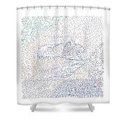 Susie Q Shower Curtain
