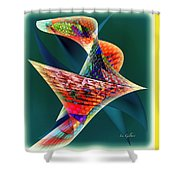Sway Shower Curtain