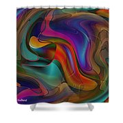Sway With Me Shower Curtain