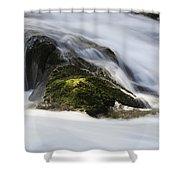Sweet Creek Oregon 13 Shower Curtain