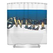 Sweet Dreams Part 1 20x14 Pillow Shower Curtain