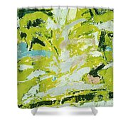 Symphony No. 8 Movement 18 Vladimir Vlahovic- Images Inspired By The Music Of Gustav Mahler Shower Curtain