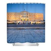 syntagma 'II Shower Curtain