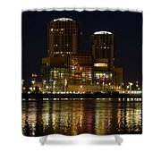 Tampa Bay History Center Shower Curtain