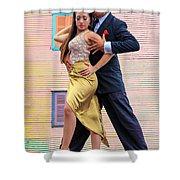 Tango 05 Shower Curtain