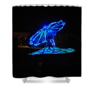 Tanoura Dancer Shower Curtain