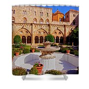 Tarragona, Spain Shower Curtain