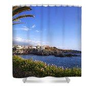 Tenerife - Alcala Shower Curtain