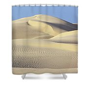 Thar Desert Dunes Shower Curtain