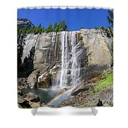 The Beautiful Venral Fall Shower Curtain