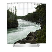 The Bend Shower Curtain