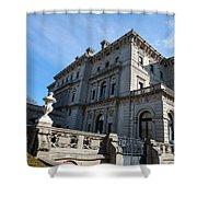 The Breakers Newport Rhode Island Shower Curtain