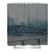 The Bridge On The River Kwai Shower Curtain